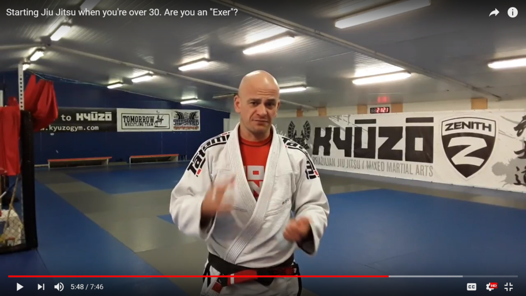 Why Starting Brazilian Jiu Jitsu Over 30 Is No Big Deal – Kyuzo Gym